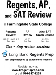 Long Island Regents Prep